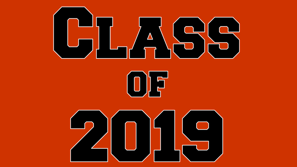 Class of 2019 Senior Information Packet